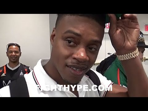 Xxx Mp4 ERROL SPENCE JR REACTS TO ADRIEN BRONER AND MIKEY GARCIA MAKING WEIGHT BREAKS DOWN THE FIGHT 3gp Sex