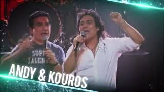 Andy And Kouros Live At The Hollywood Palladium (Official )  Aug. 27th 2016…Los Angeles