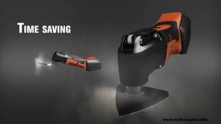Your All-in-One Oscillating Power Tool: FEIN MultiMaster