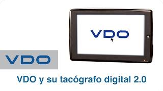 DTCO 2.0   VDO y su tacógrafo digital 2.0
