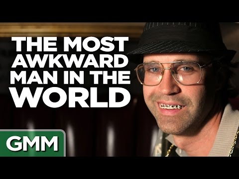 The Most Awkward Man In The World