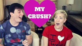 HOW TO TALK TO YOUR CRUSH ft. Thomas Sanders!