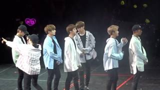 Spring Day - BTS Newark 2017 WINGS Tour 170323