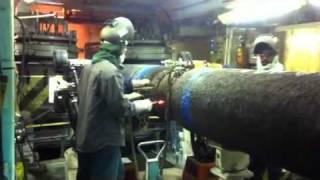 Offshore Pipeline Welding Allseas Lorelay 2011
