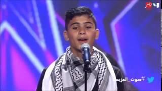 Most emotional performance on Arabs Got Talent