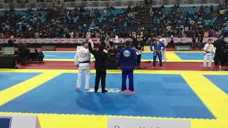 Jhunior Guarnido - Gracie Pro BJJ 2017