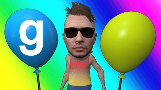 Gmod Hide and Seek - Balloon Edition! (Garry