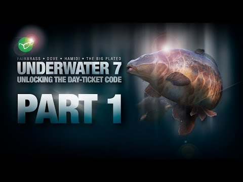 Korda Underwater 7 FULL DVD Part 1 | Carp Fishing