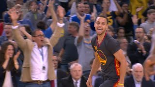 Stephen Curry Full Highlights 2015.02.20 vs Spurs - 25 Pts, 11 Assists, 4 Stls, NEXT MVP!!!