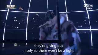 MNet GD x Taeyang - Good Boy with English subtitle (Complete Version)