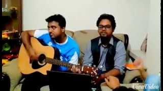 Kolponay Bibhor By Mithu Mamun (Accoustic)