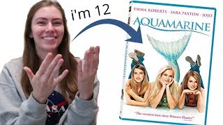 Watching Aquamarine (My Favorite Preteen Movie)