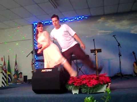Eu escolho Deus Dança