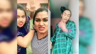 Bakchodi ki had paar ki in ladkiyo ne#gandfadu comedy funny musically videos August 2018