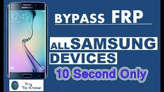 Samsung Frp Remove Just 10 second.Its Really 100% Work.. Bangla Tutorial