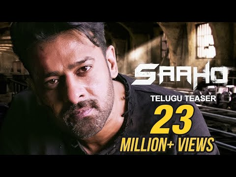 Xxx Mp4 Saaho Official Telugu Teaser Prabhas Sujeeth UV Creations 3gp Sex