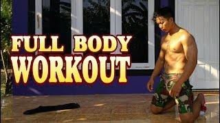 NO Gym Full Body Workout // Otan GJ