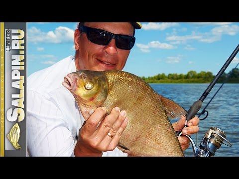 рыбалка ловля леща в августе видео