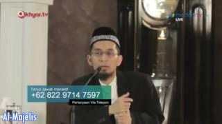 Makna Sabar dan Bagaimana Caranya Bersabar - Ustadz Adi Hidayat