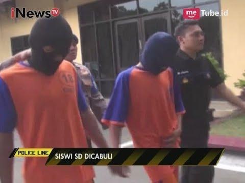 Xxx Mp4 Biadab Perkosa Siswi SD Hingga Melahirkan 2 Dari 5 Orang Di Tangkap Polisi Police Line 28 09 3gp Sex