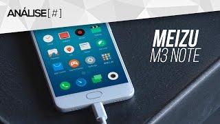 Análise / Review Meizu M3 Note - Smartphone BOM, POTENTE e BARATO com 3GB RAM / 32GB [PT-BR]