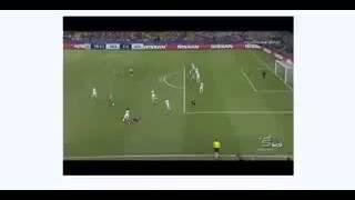 هدف التعادل لاتليتيكو مدريد في مرمى الريال Goal Carrasco ,Atletico Real