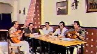 Los Romeros de la Puebla.  Los amigos