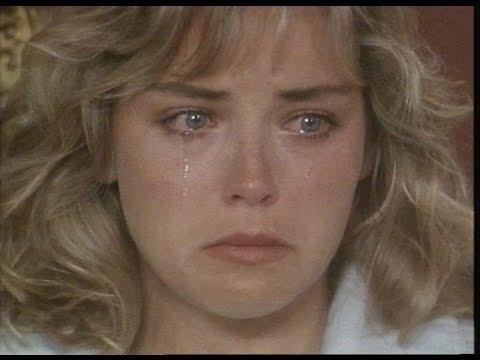 Слезы под дождем 😢 1988 Шэрон Стоун. 📼 Tears in the Rain. Sharon Stone