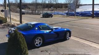 1997 Viper GTS Drive Away