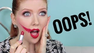 7 Makeup Mistakes and How to Fix Them!