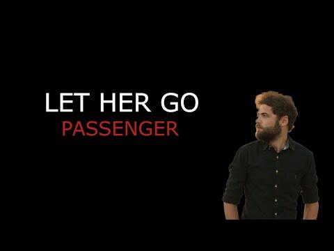 Passenger Let her go. Lyrics Sub español