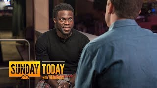 Kevin Hart's Steadfast Motivation Led Him To His Own Media Empire | Sunday TODAY