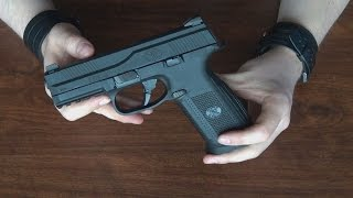 (Airsoft) Unboxing the FN FNS-9 Cybergun