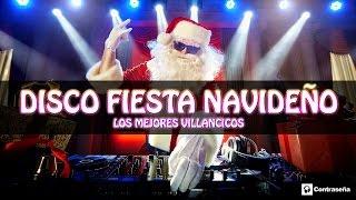 DISCO FIESTA NAVIDEÑO, villancicos mix, popurrí, recopilatorio, happy christmas, fiestas, fin de año
