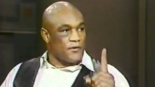 George Foreman On Tyson & Hardest Punchers