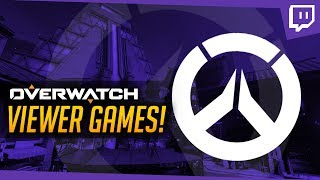 Overwatch | CASTING A TOURNAMENT FT YOU GUYS!