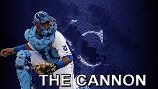 Salvador Perez: The Cannon