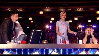 Judges Lost Their Minds! (UNBELIEVABLE AUDITION)