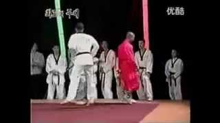 Who's the Best: Shaolin Monk vs.Taekwondo Master