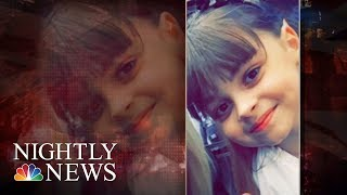 Manchester In Mourning: Bombing Victims Remembered | NBC Nightly News