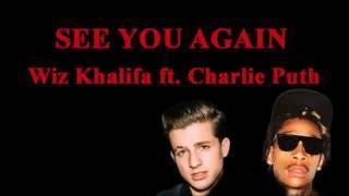 See You Again - Wiz Khalifa ft  Charlie Puth (SC MP3 - Học tiếng anh qua bài hát)