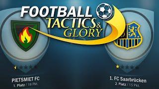 6 Punkte Spiel 🎮 Football Tactics & Glory #5