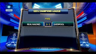 Real Madrid Defeat Liverpool To Win Third Straight Champions League Title Pt.4 |News@10| 26/05/18