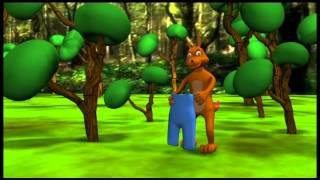 Canciones Infantiles - El Lobo - Colita Rosita, Animacion Musical Para Niños, by Dzovig