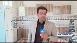 Iran Emdad Committee made 2500 Houses for Earthquake victims, Gilan-e Gharb county خانه مددجويان