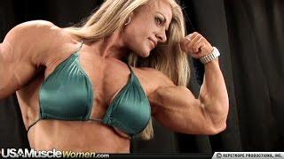 Kris Murrell - Female Muscle Fitness Motivation