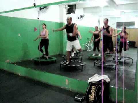 Aula de Jump com Alex Academia Atlhetica