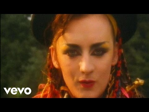 Culture Club Karma Chameleon Official Video