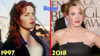 TITANIC ~ Before and After