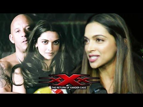 Xxx Mp4 Deepika Padukone Vin Diesel S XXx To Release First In India 3gp Sex